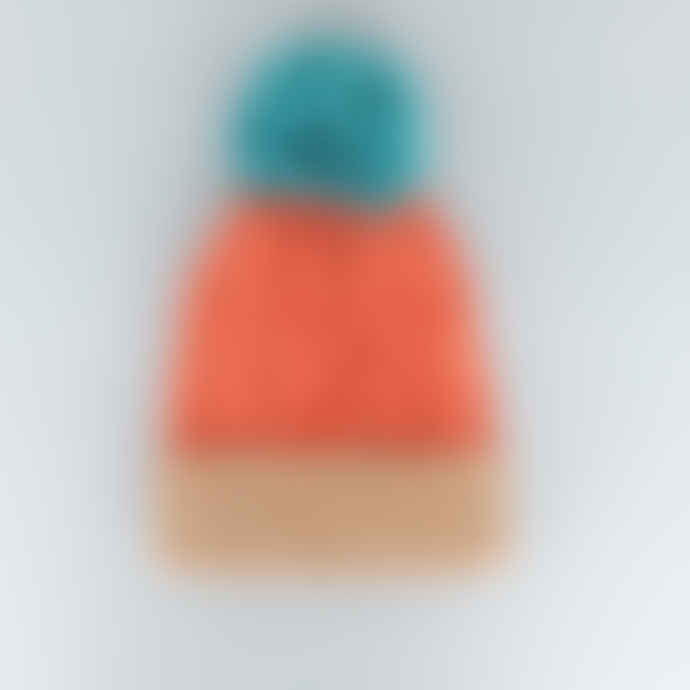 Powder Design Pom Pom Hat - 4 Designs