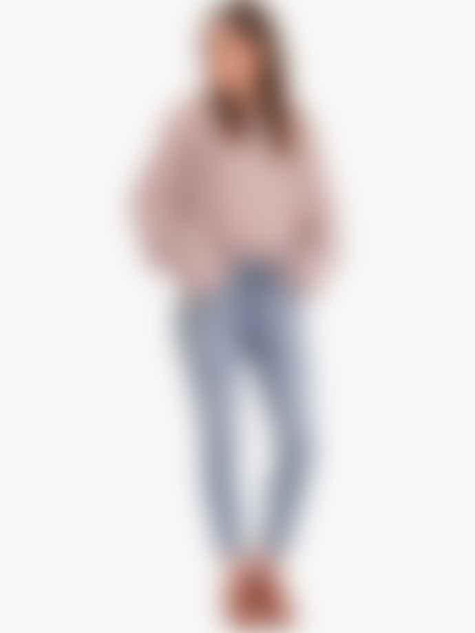 Nudie Jeans Hightop Tilde Jeans Light Blue Hp