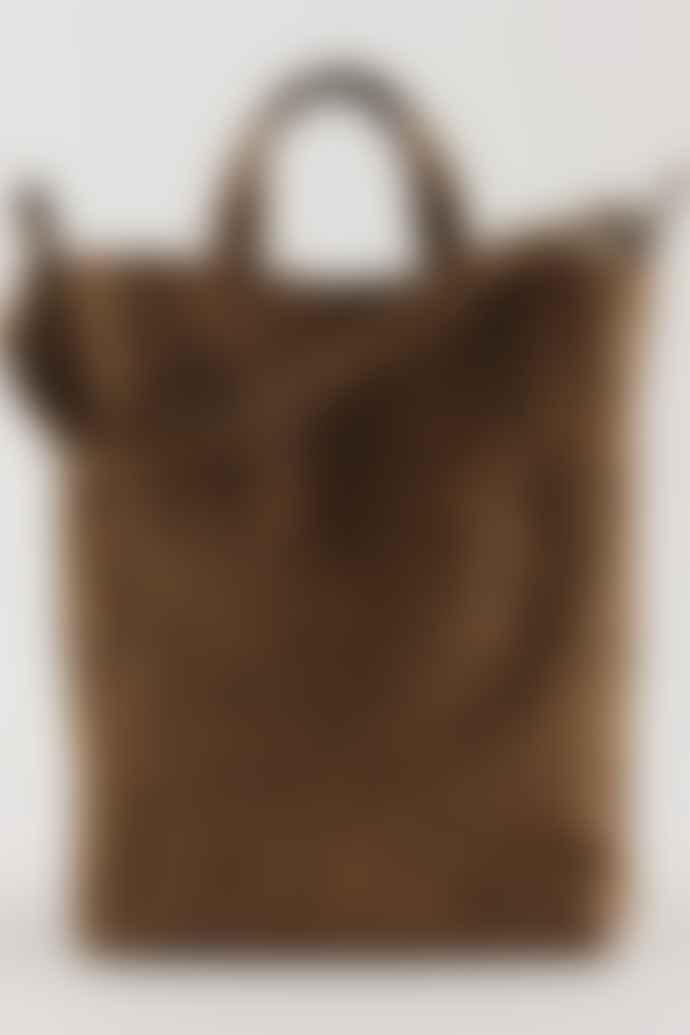 Baggu Nutmeg Leopard Duck Tote Bag