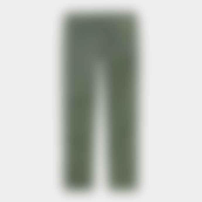 Carhartt Wip Sid Pant Chino Dollar Green