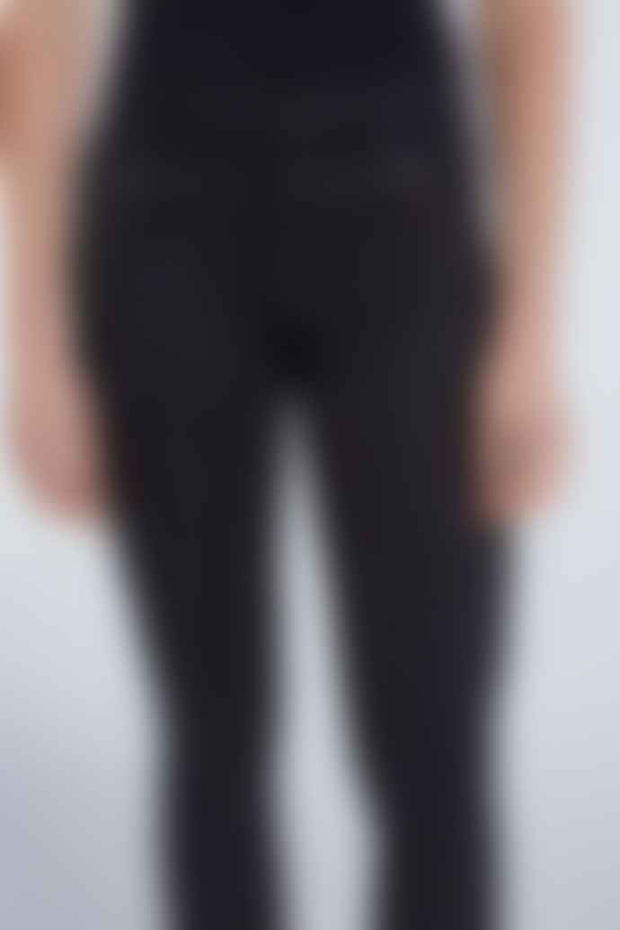 Set Fashion Cargo Pants In Black 71078