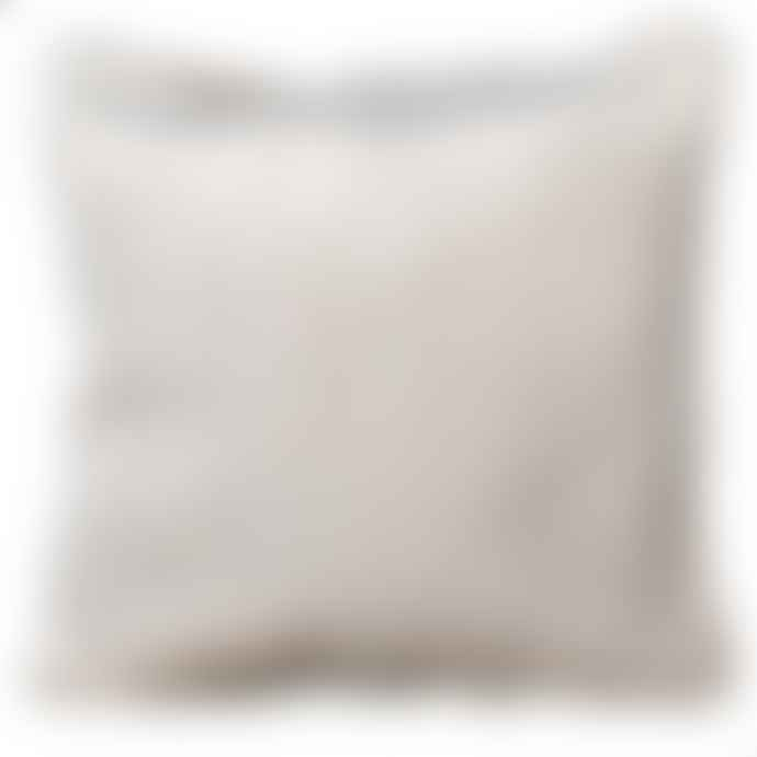 Grace and Grey Oyster Striped Cushion Cover