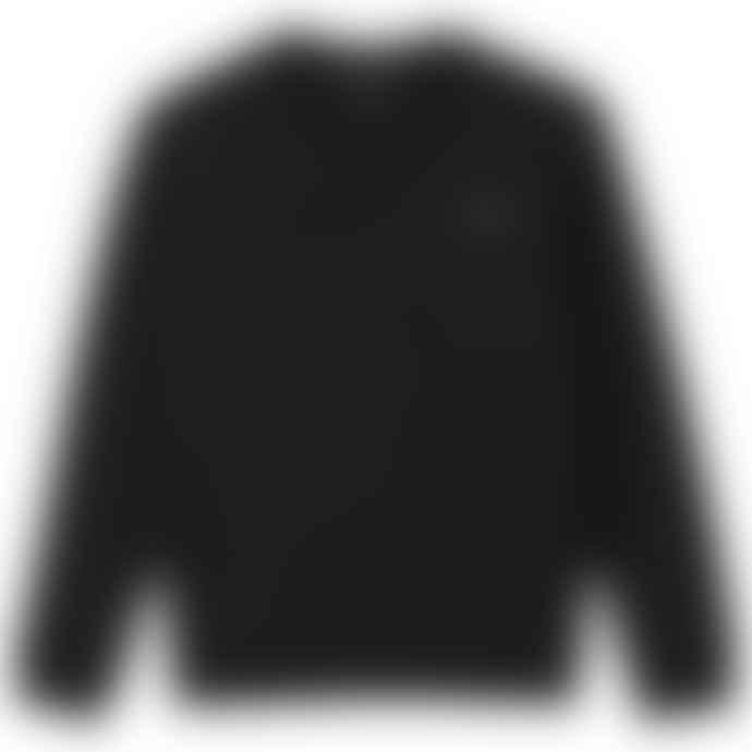 Emporio Armani  7 Black Badge Crew Sweat Black