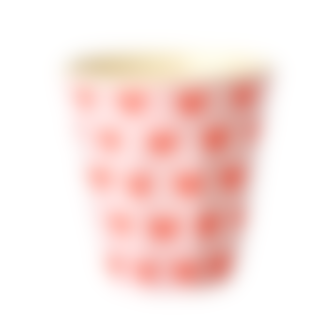 rice Melamine Sweet Hearts Cup