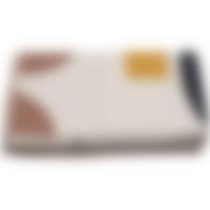 David Fussenegger 145 x 220cm Offwhite Nova Modern Blanket