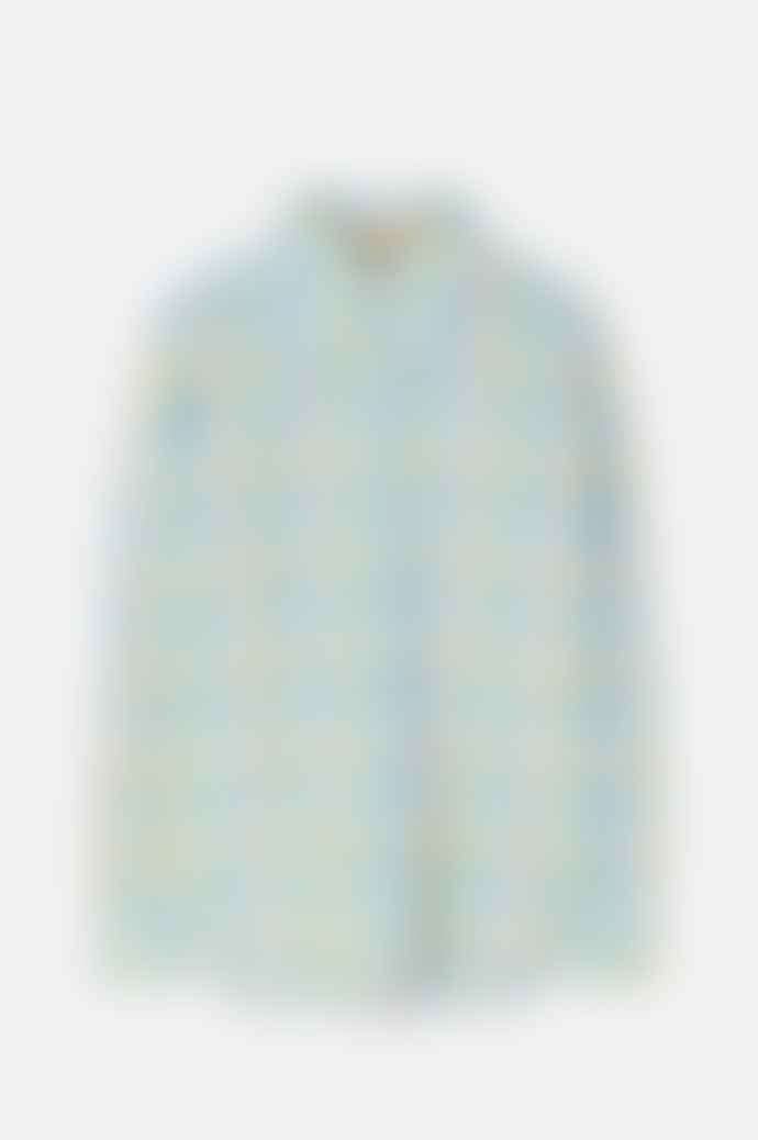 Stella Nova Lisen Shirt In Pastel Mix