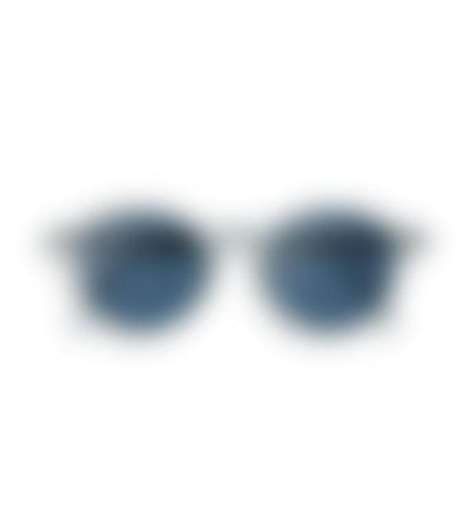IZIPIZI Frosted Blue Junior Sunglasses