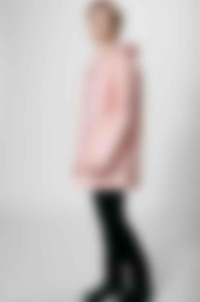 Stutterheim Stockholm Pale Pink Unisex Raincoat