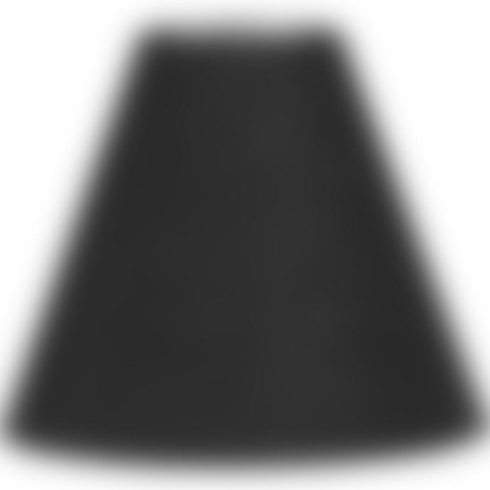 PR Home Lampshade Top Ring E14 Linen Black