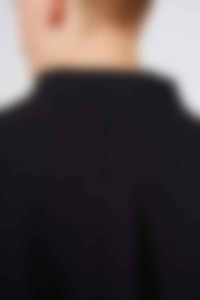 THOM/KROM Black Ss 21 M H 114 Mens Shirt