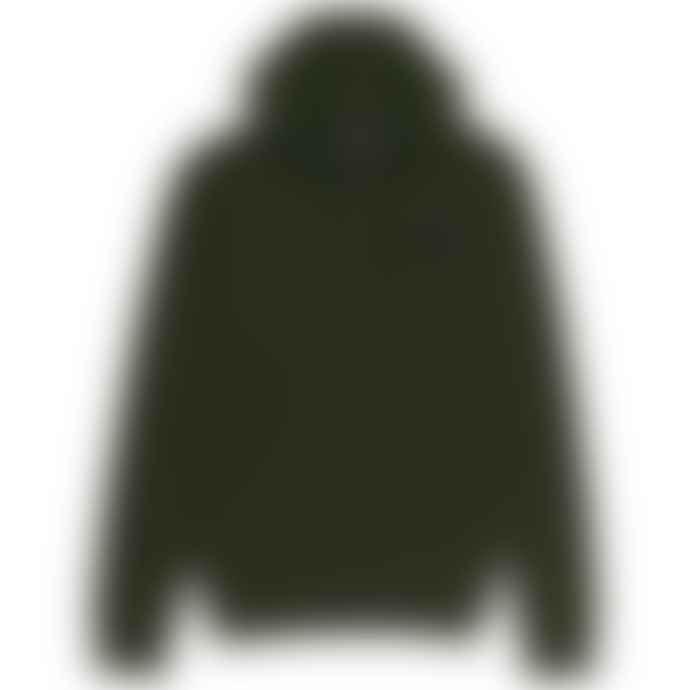 Emporio Armani  7 Core Id Hoodie Ivy Green