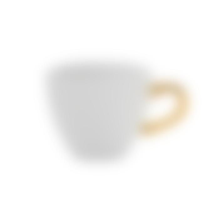 Urban Nature Culture  Good Morning Coffee Cup Mini - White