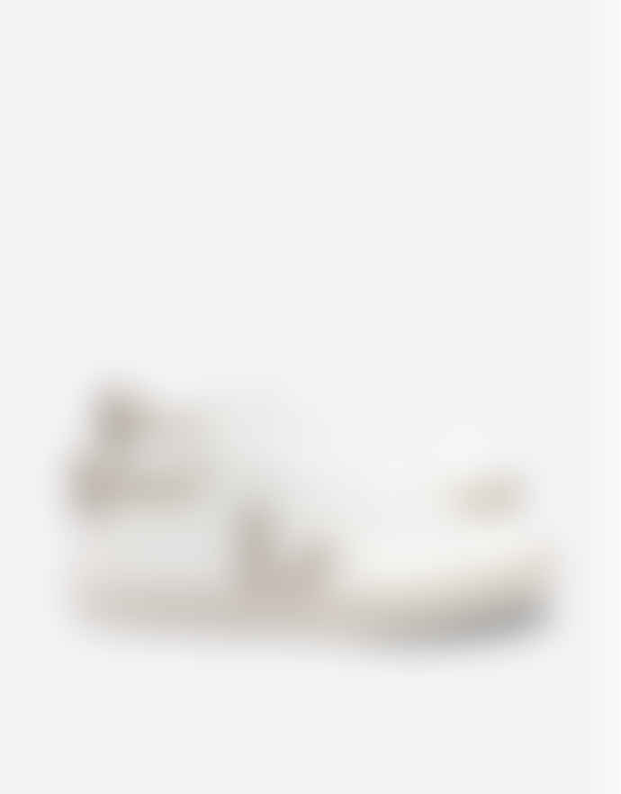 Veja Campo Leather Trainers Extra White Natural