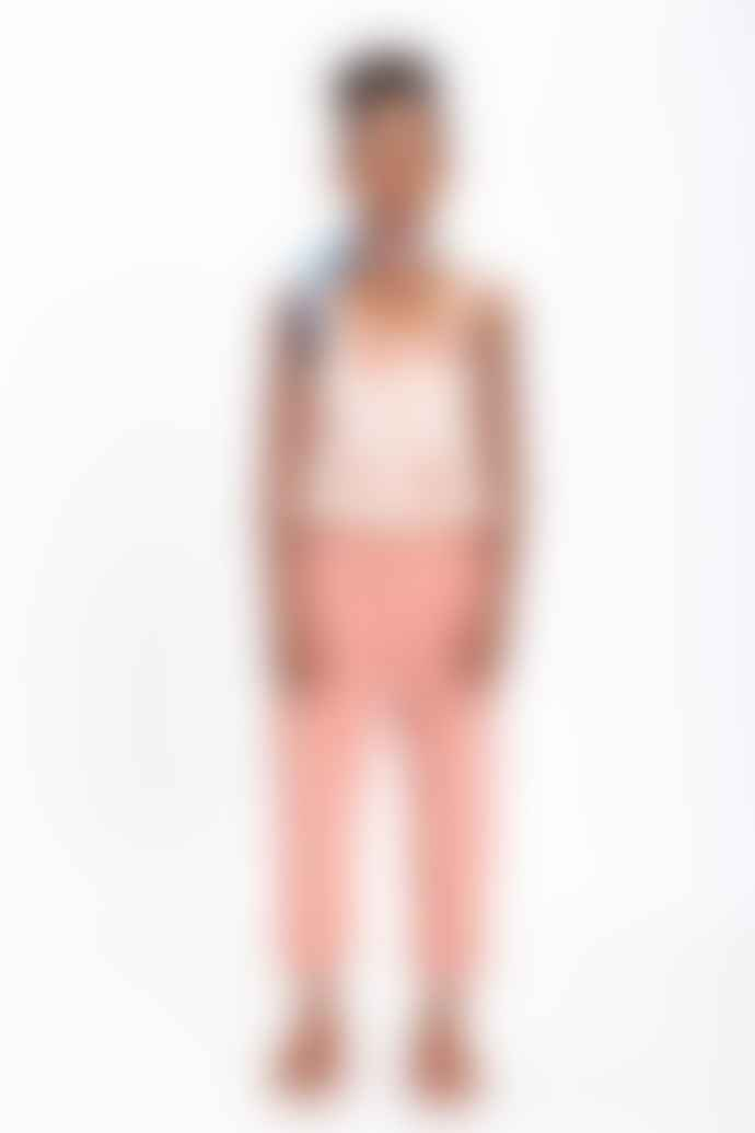 Piupiuchick Pale Pink Unisex Pants