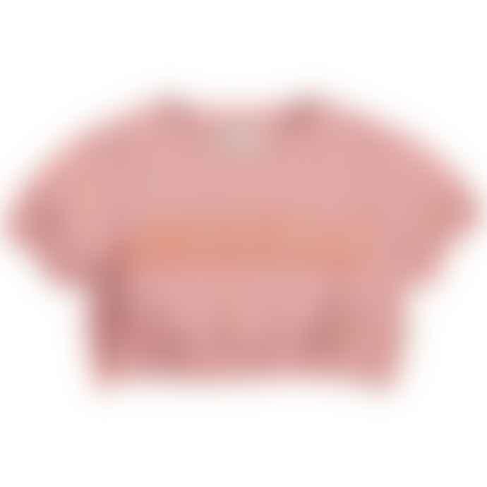 Piupiuchick Vintage Pink Cinema T Shirt