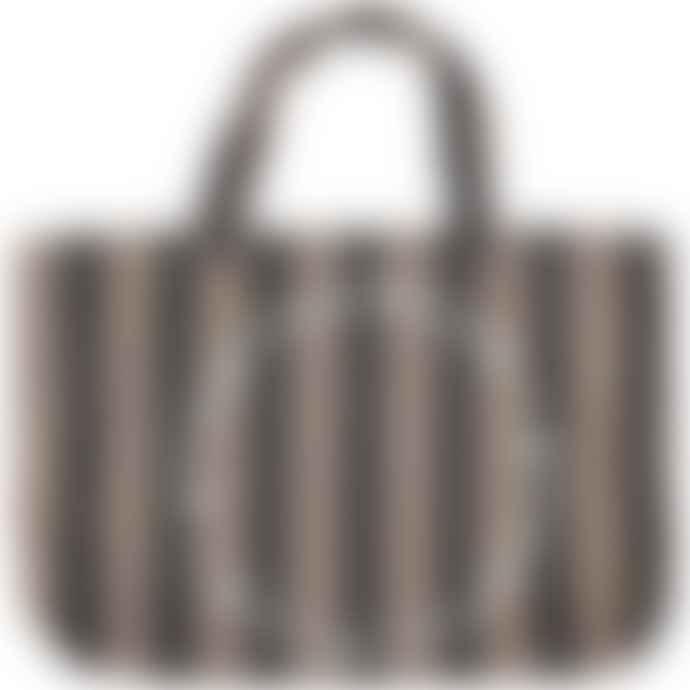 Piupiuchick Taupe and Gray Bag