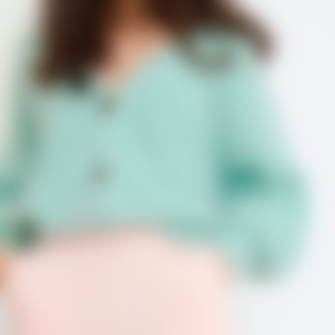 Orla Antwerp Short Buttoned Cardigan Mint