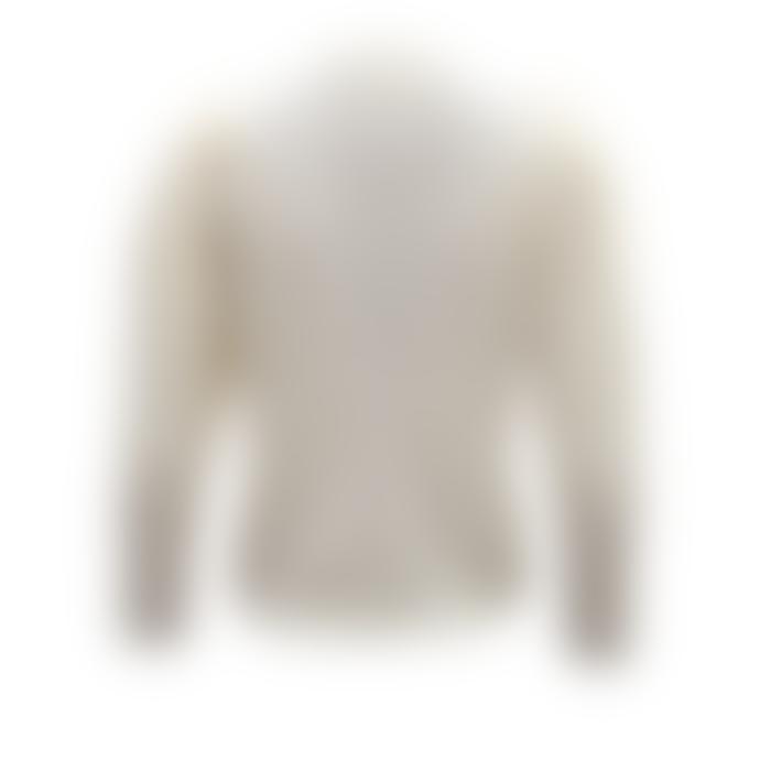 Sweet Like You Voluminous Shoulder Sweater  White