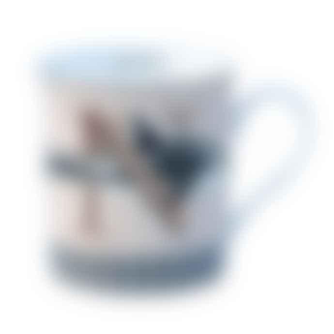 Yvonne Ellen Alphabet Letter Mug