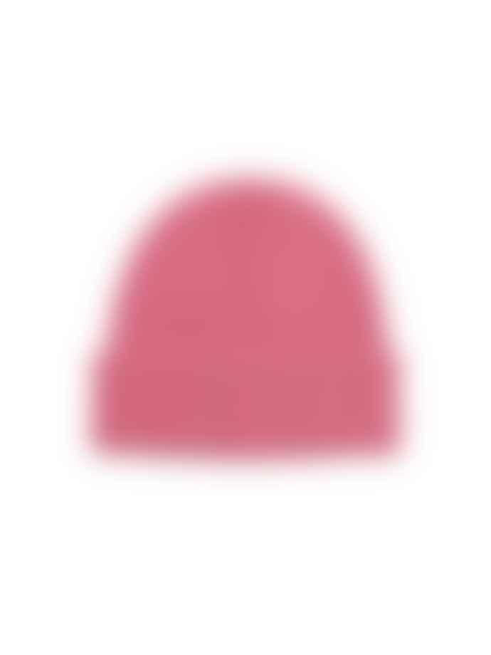 Colorful Standard Merino Wool Beanie Raspberry Pink