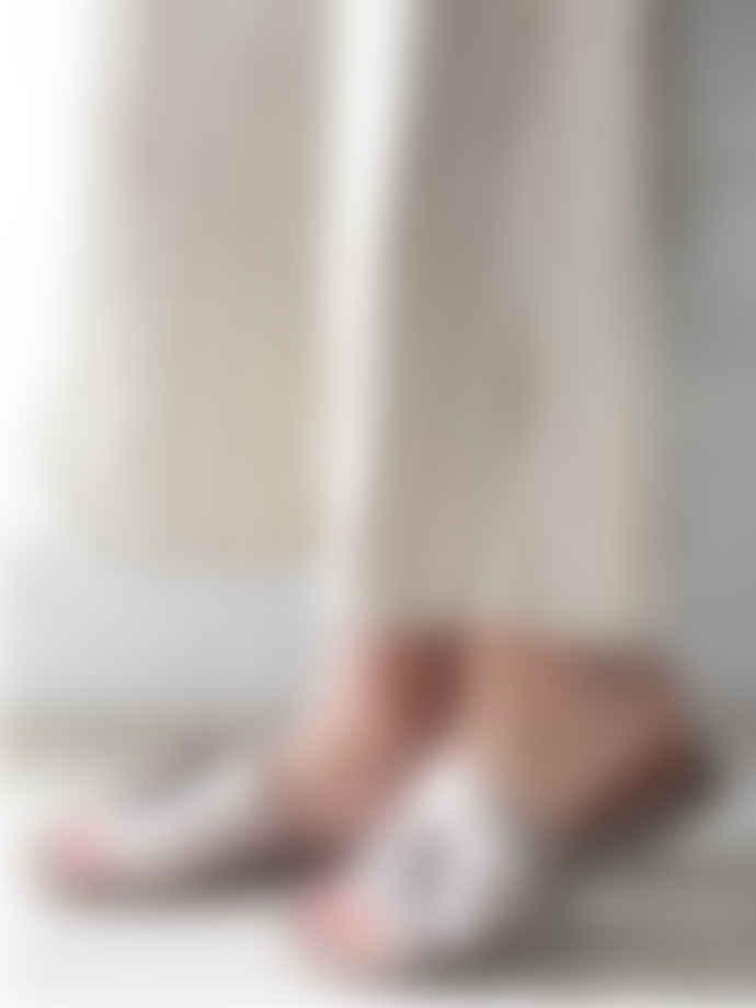 Chie Mihara  Silver Wal Sandal