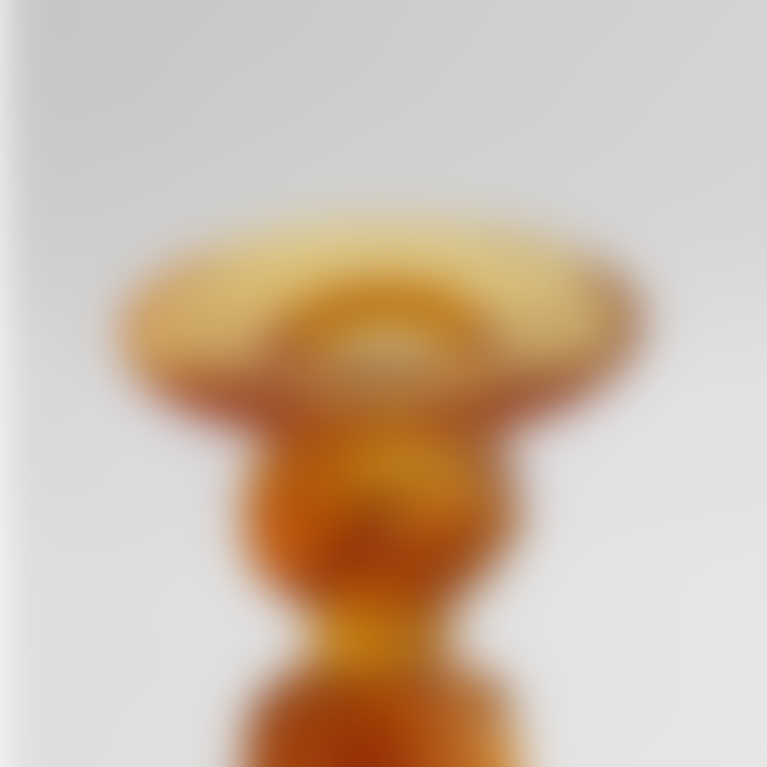 Van Verre Antique Candlesticks
