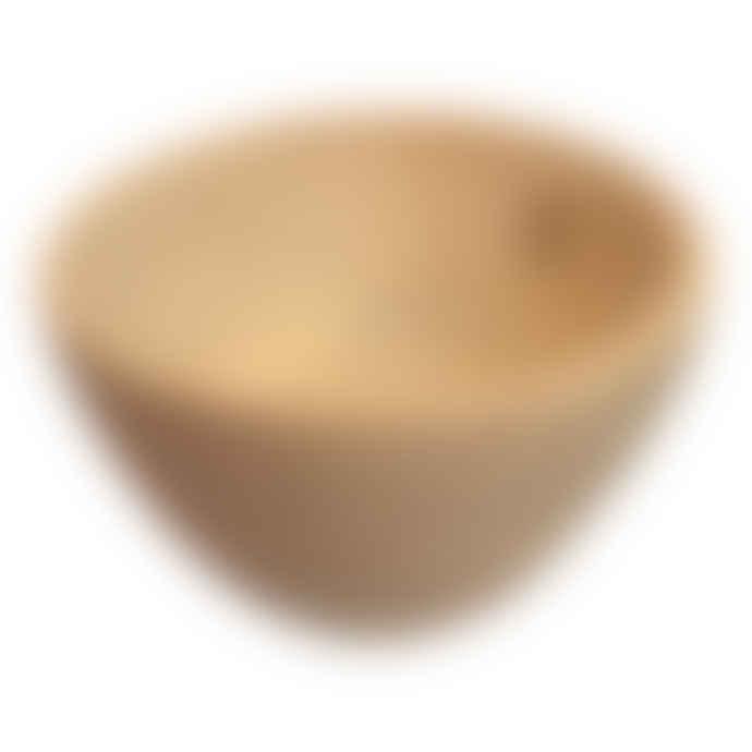 Nkuku Artisan Wooden Bowl - Side Dish / Snack Bowl