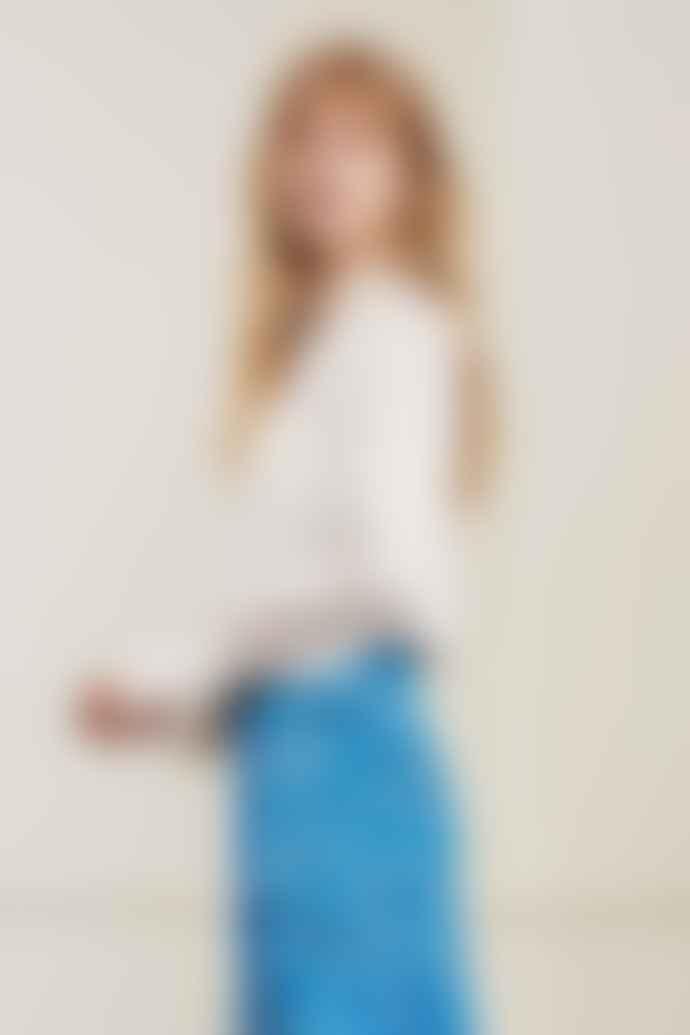 Fabienne Chapot Bodhi Blouse In Cream White