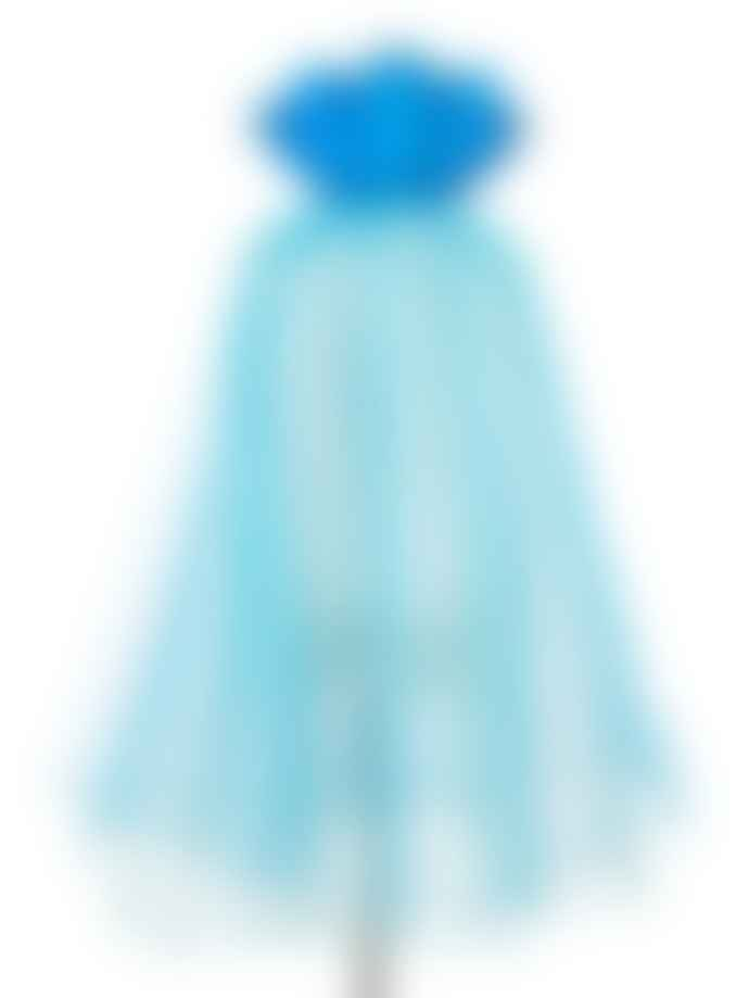 Souza Blue Maryola Mermaid Cape from 5 to 7 Years