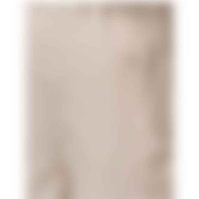 Bellerose Taupe Painted Trouser Seersucker