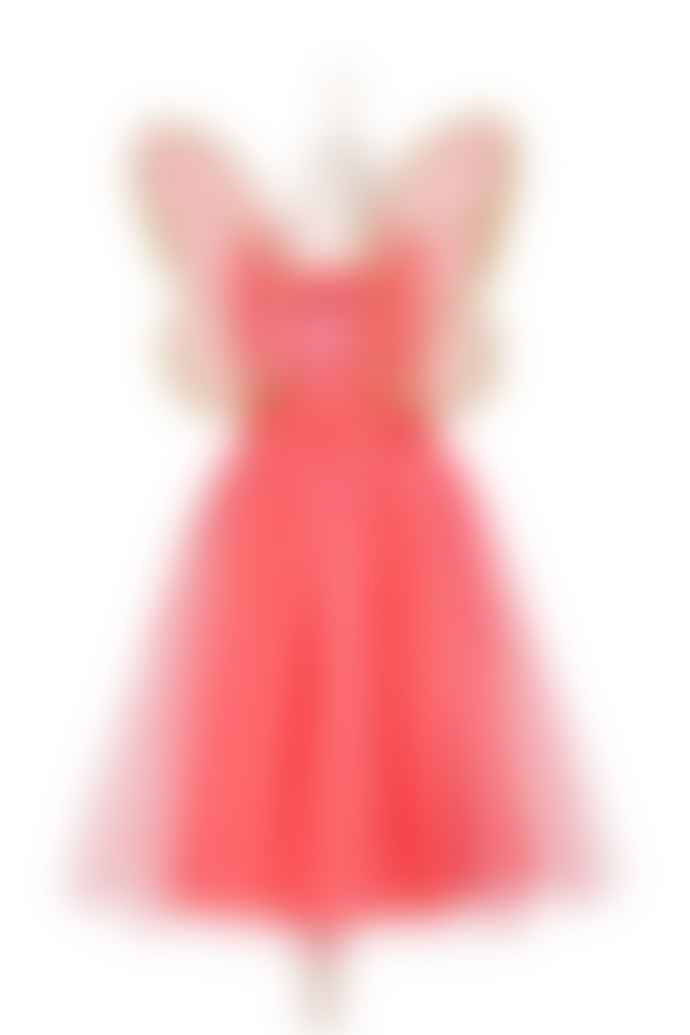 Souza Coral Jorianne Fairy Dress with Wings