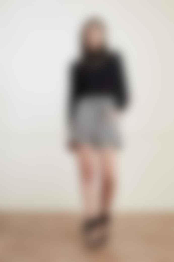 Fabienne Chapot Heart Lines Print Olivia Isa Shorts