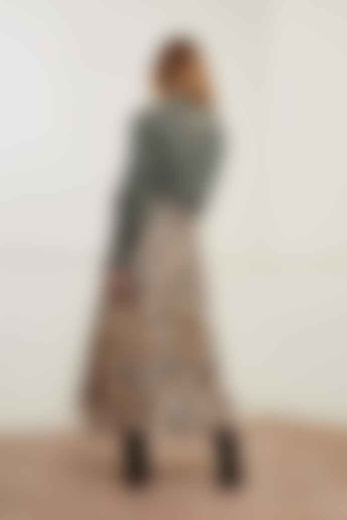 Fabienne Chapot Panther Love Print Bobo Skirt