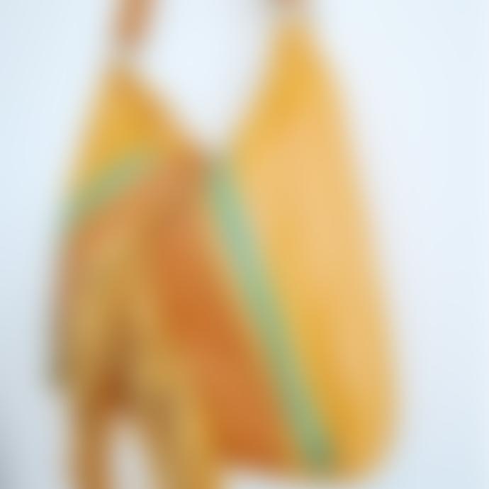 bon bon fistral Tan Tassel Bohemian Shoulder Bag