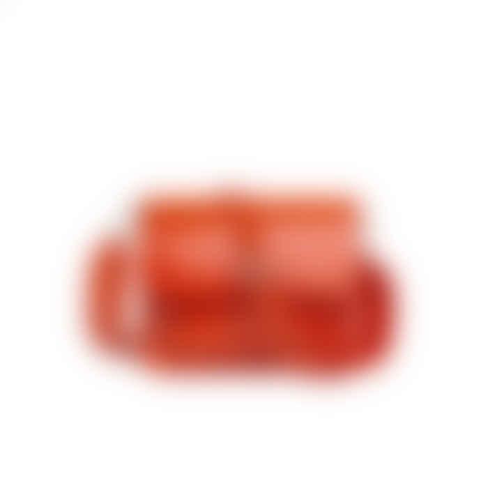 Hvisk Cayman Pocket Vegan Bag Orange/Red