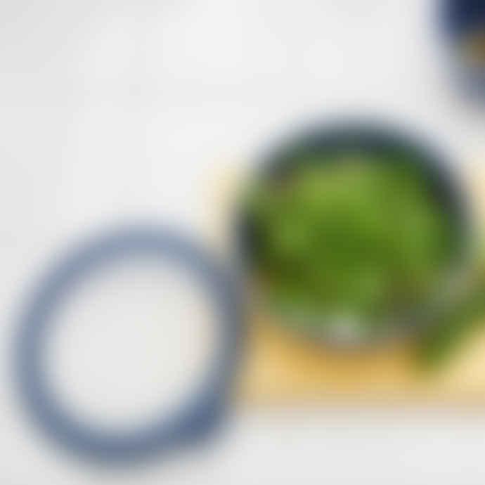 Mepal Multi Bowl Cirqula Rectangular 1500 ml Nordic Blue