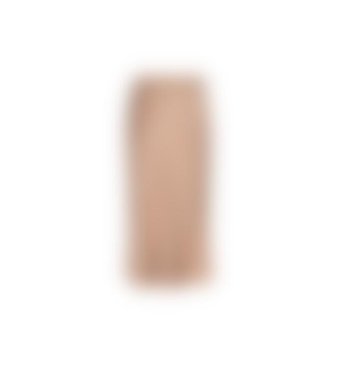 Mos Mosh Bias Satin Skirt Cuban Sand