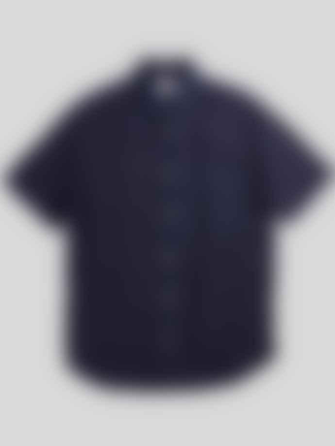 NN07 Errico Shirt In True Blue