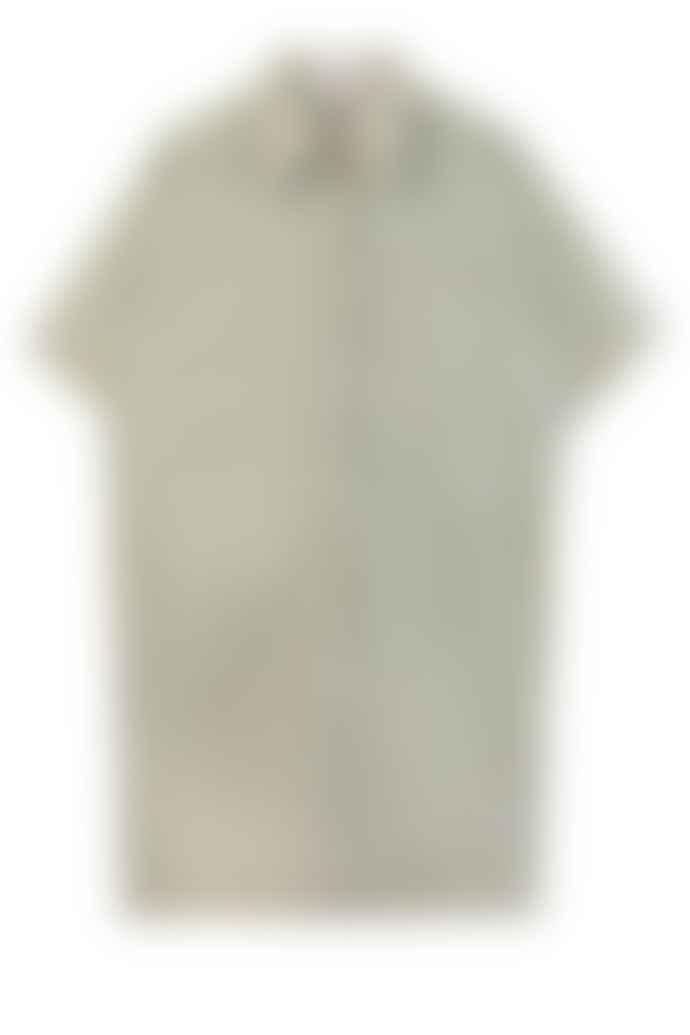 LF Markey Duck Egg Elias Shirt Dress