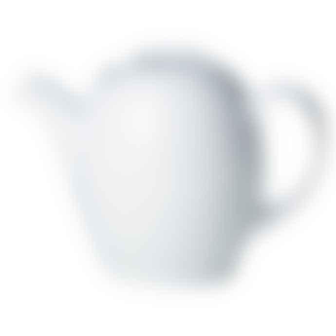 Denby White Porcelain Teapot