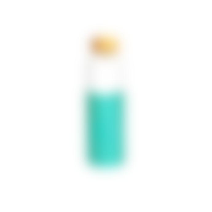 Neon Kactus Free Spirit Glass Water Bottle 550 Ml