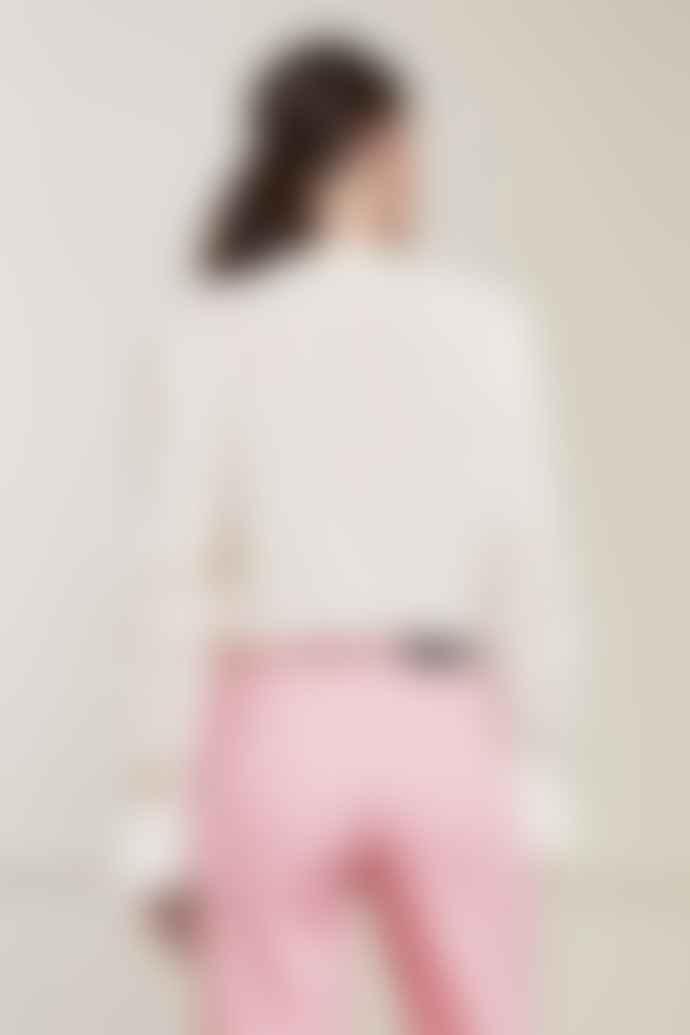 Fabienne Chapot Leo Isa Blouse Cream White