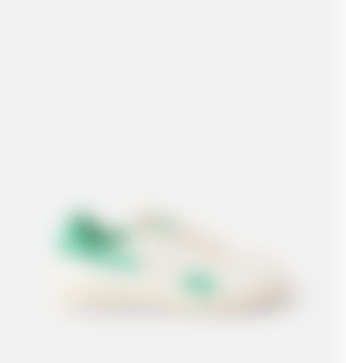SAYE Modelo 89 Leather Green Recycle Sneakers
