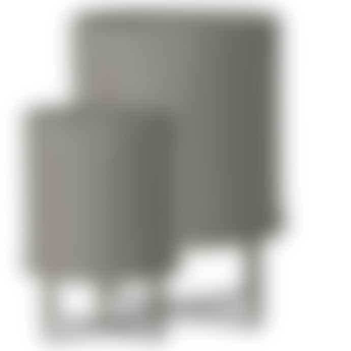 Ferm Living Bau Plant Pot - Set of 2 (4 variants)