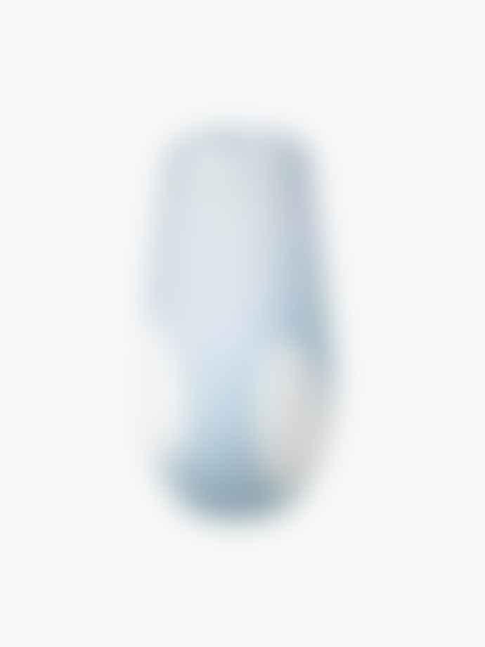 Broste Copenhagen Ada Dot Mouthblown Vase 19.5 X 37 Pein Air Light Blue
