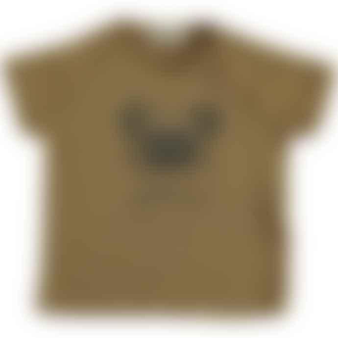 Bean's Barcelona My Little Crab Organic Cotton Crab T-Shirt