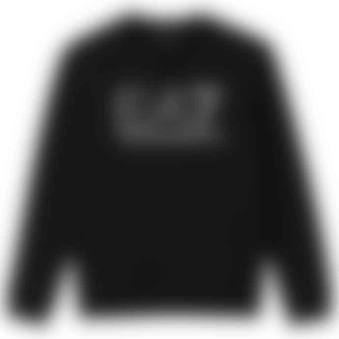 Emporio Armani  EA 7 Visibility Crew Sweat Black