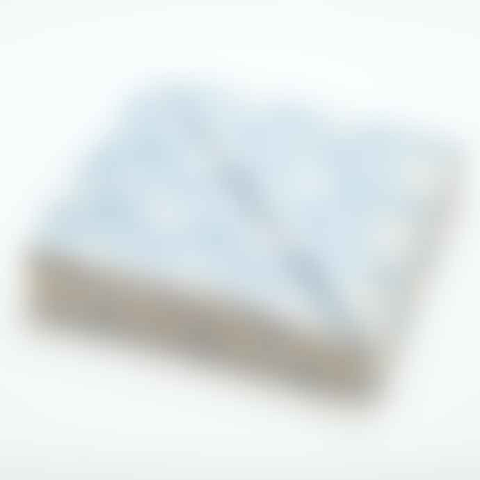 Atlantic Blankets Shell Recycled Cotton Blanket Double