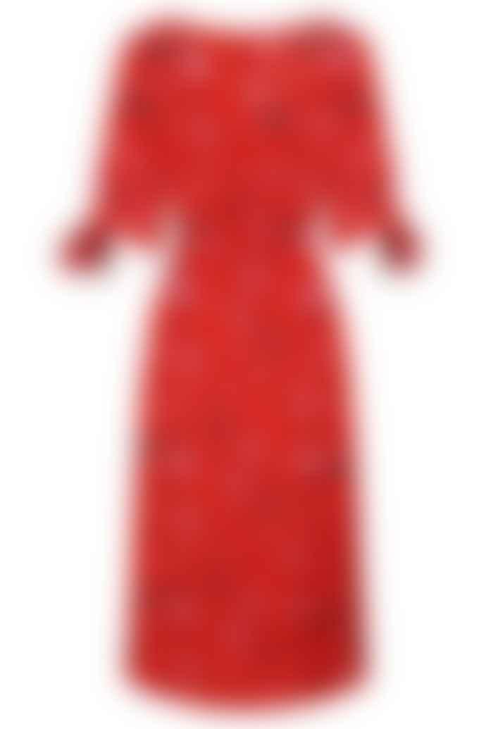 Mercy Delta Starfish Wild Ascott Dress