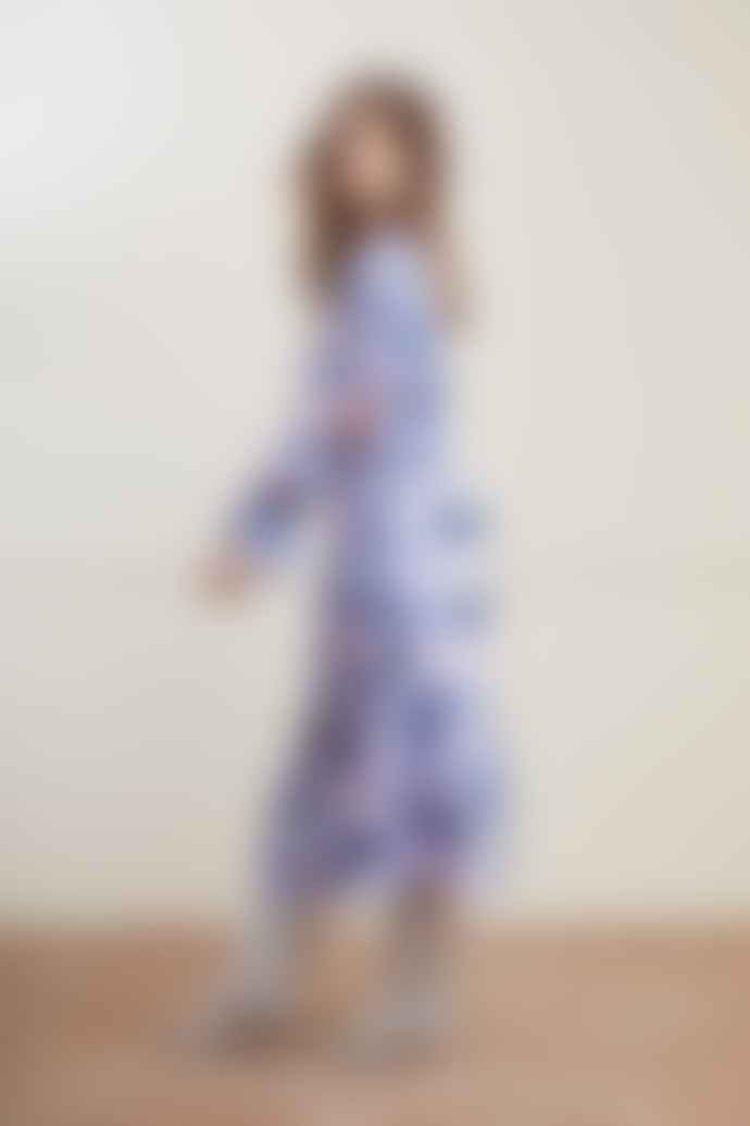 Fabienne Chapot Marigold Lilac Dress